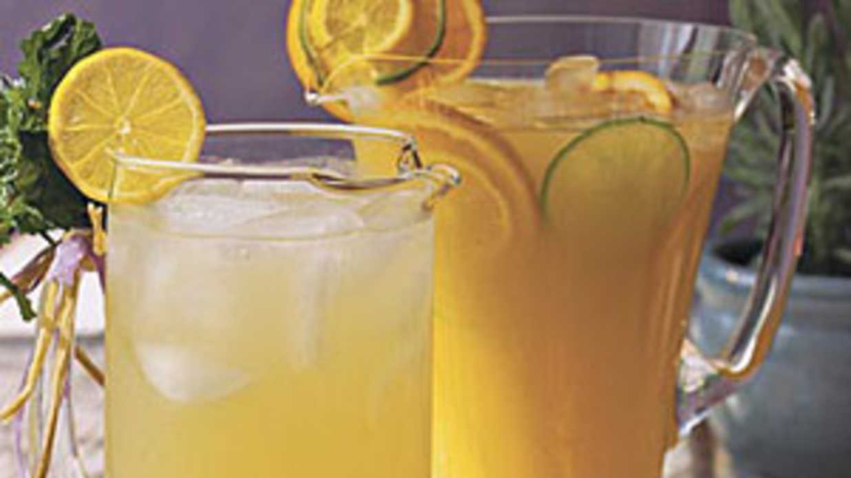 Try our lemonade recipe for Grilled Lemonade. It's crazy good!