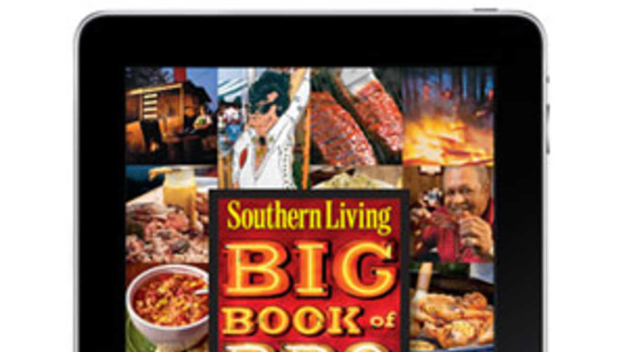 Southern Living Big Book of BBQ Ipad App