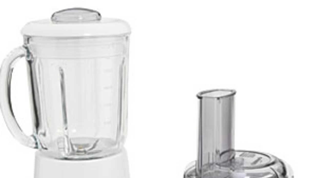 Cuisinart Blender & Food Processor