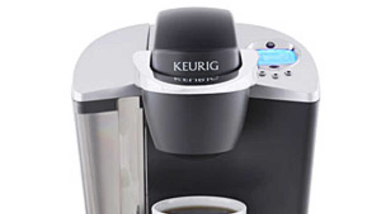 Keurig Programmable Coffee Maker