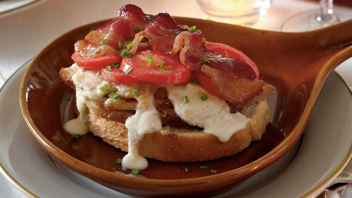Kentucky Hot Browns