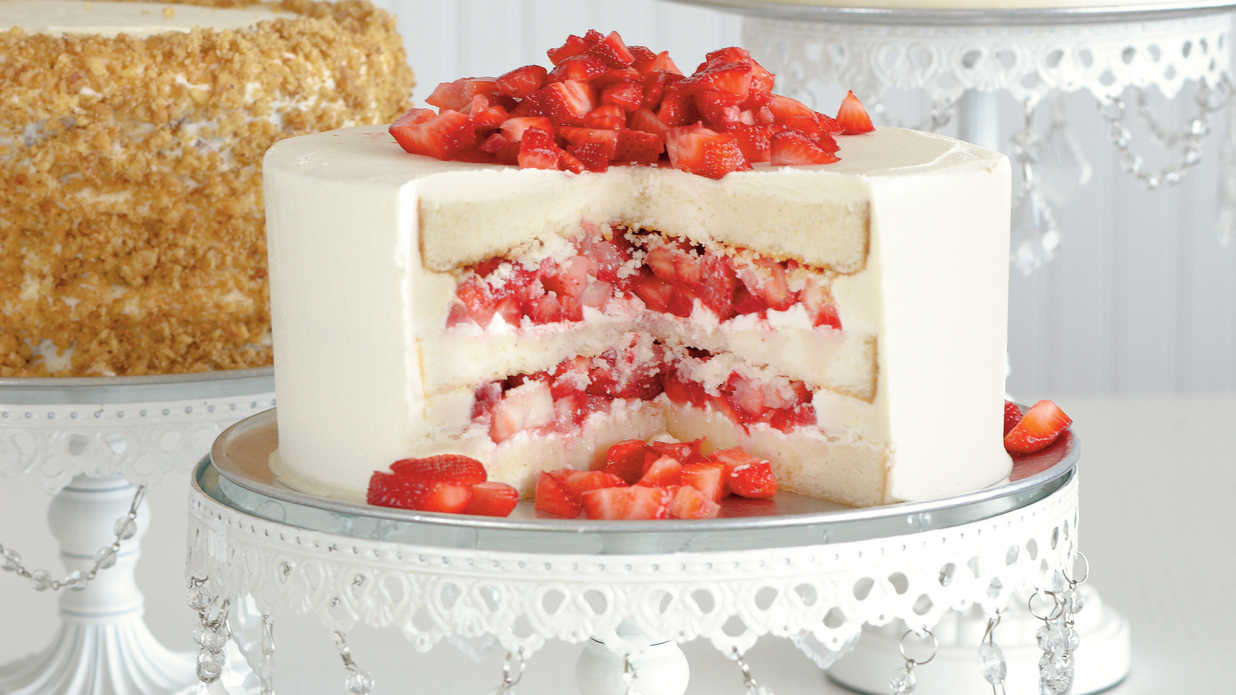 Strawberry Cake Atlanta Ga