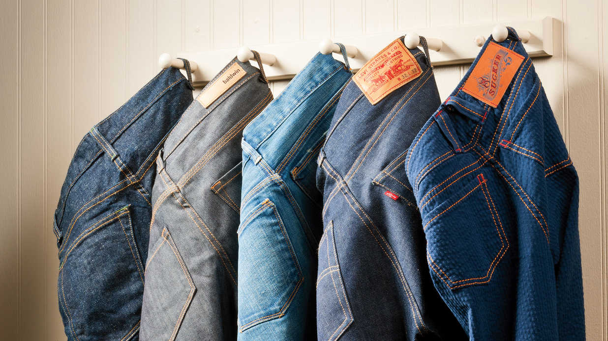The South's Best Blue Jeans