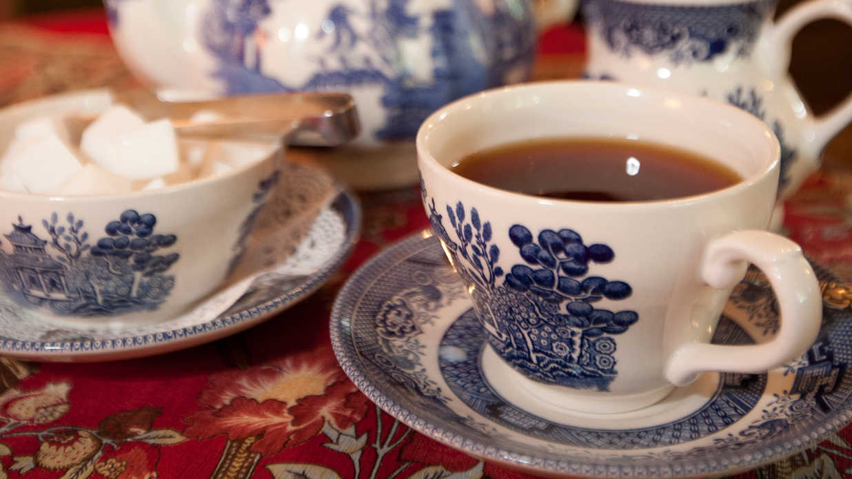 Top 10 Tearooms in Texas