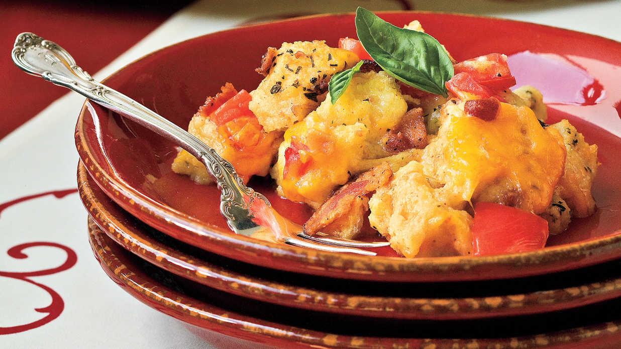 Brunch Recipes: Italian Bread Pudding Recipes