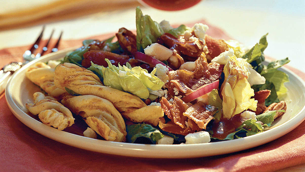 Quick & Easy: Side Salada in a Flash