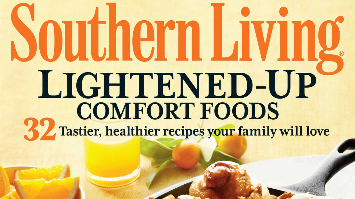 Southern Living Magazine January Issue