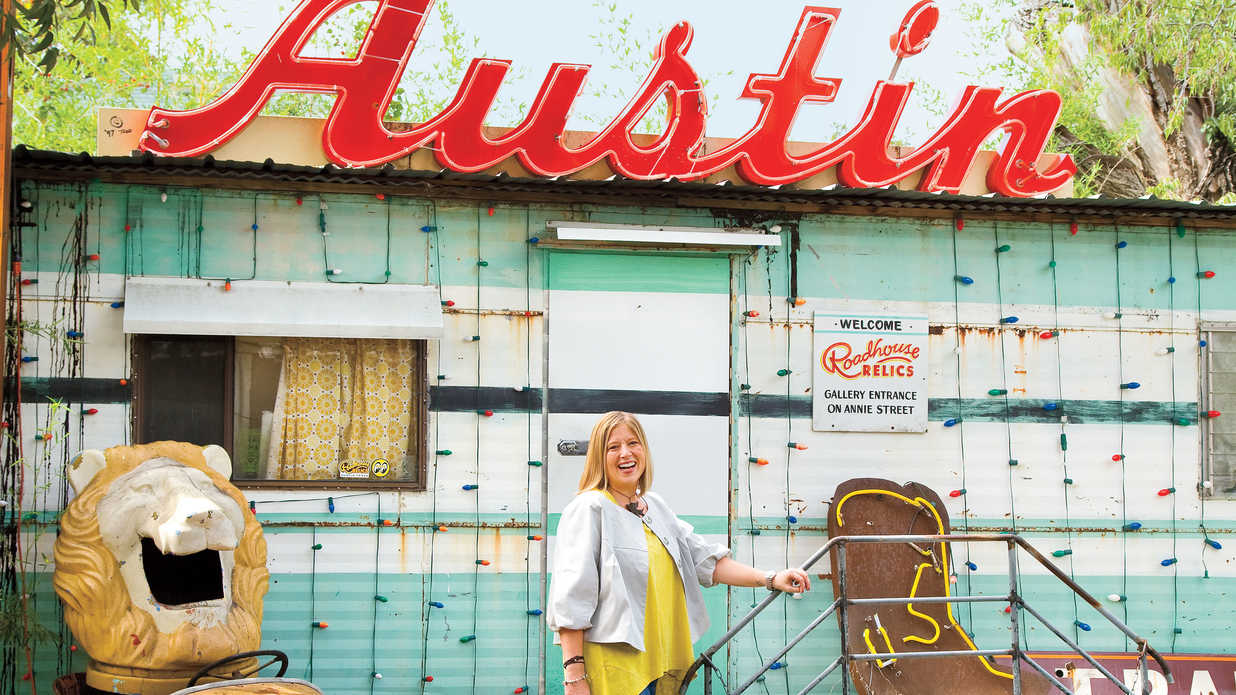 Travel to Austin: Airstream Cuisine