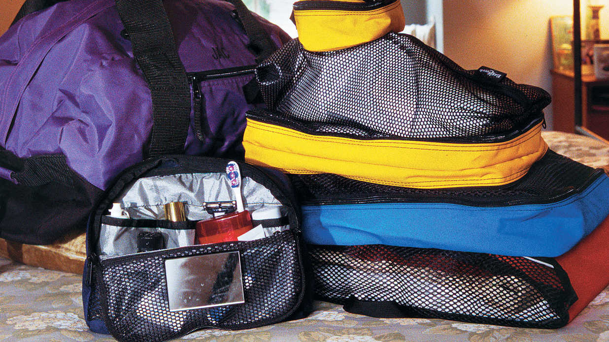 Editor's Travel Tips: Fill a Suitcase to the Max