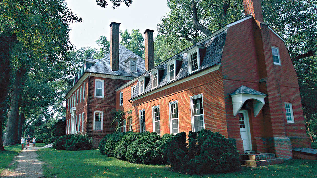 The South's Oldest Houses