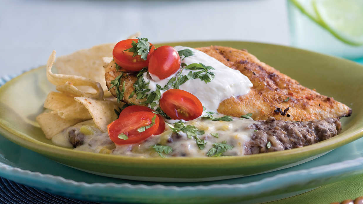 Quick & Easy: Fresh Tex-Mex