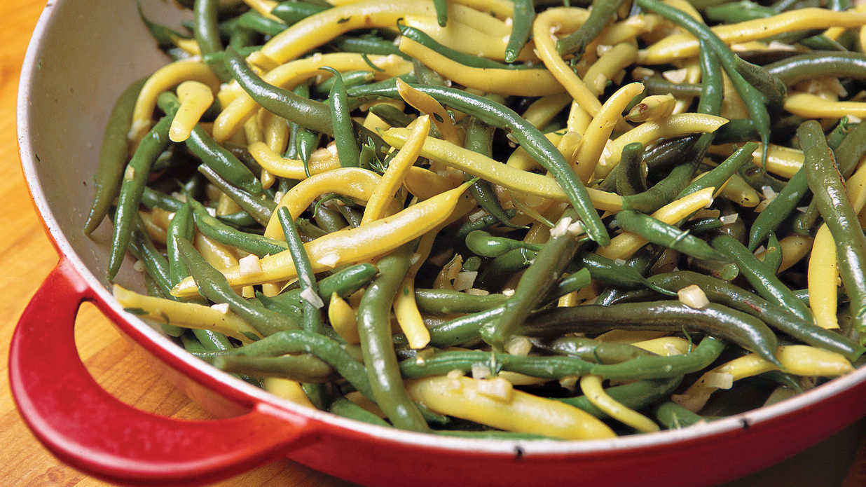 Garlic Greenbeans