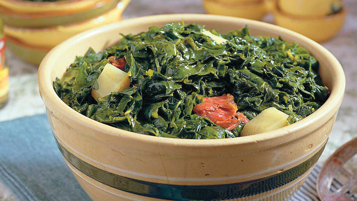 Easy turnip green recipe