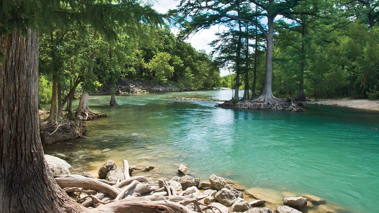 Texas Guadalupe River Activities Southern Living