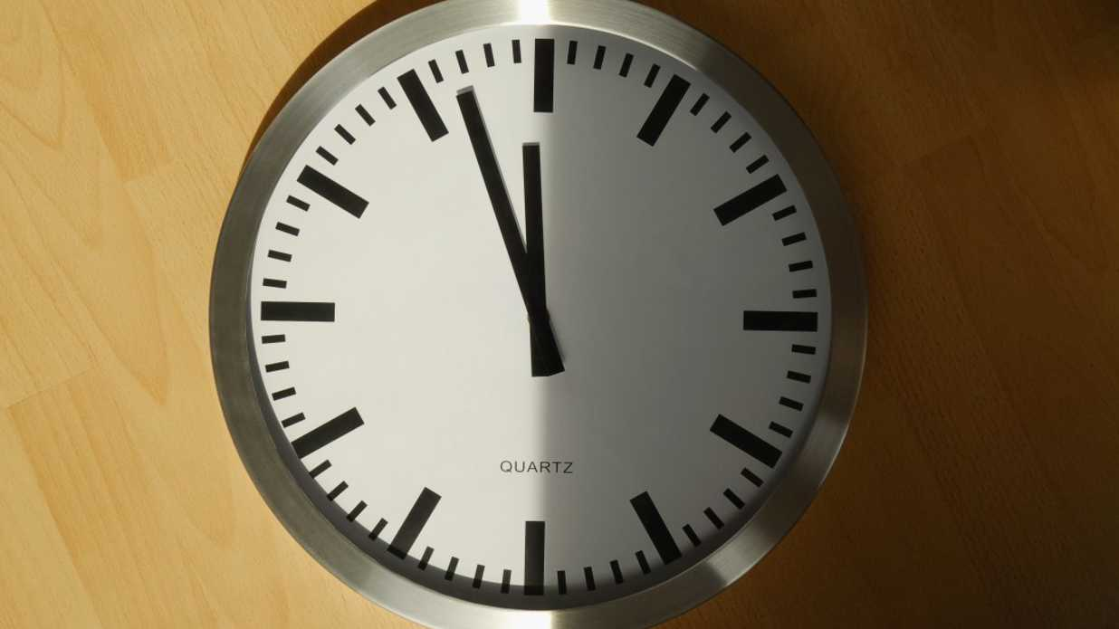 Tricking Clock on the Wall