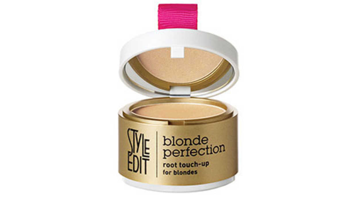 Style Edit Blonde Root Touch Up