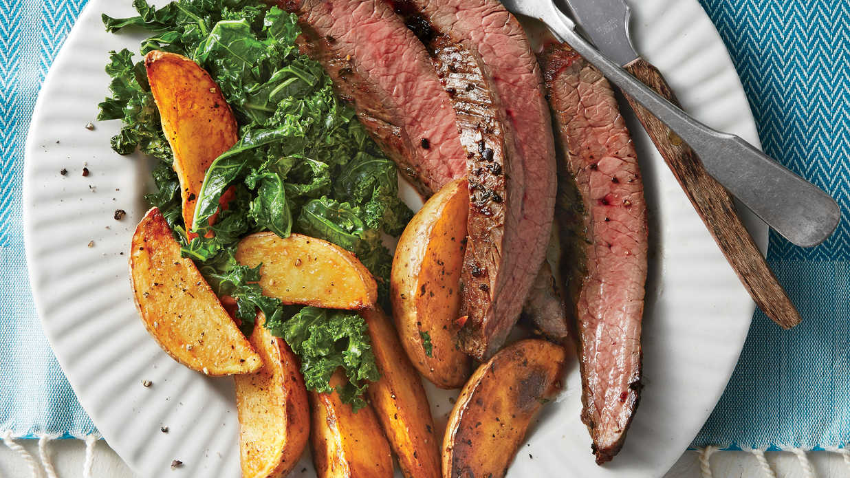 The Ultimate One-Pan Meal for Meat and Potato Fans - Southern Living