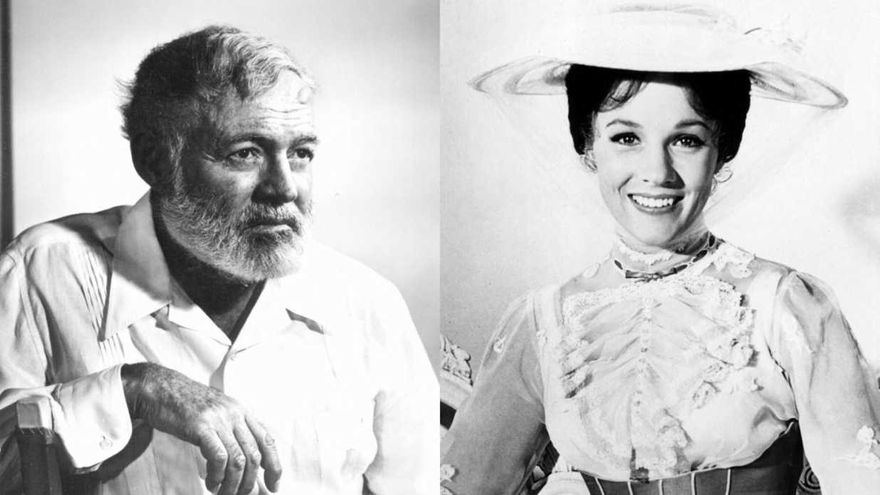 Poppins and Hemingway