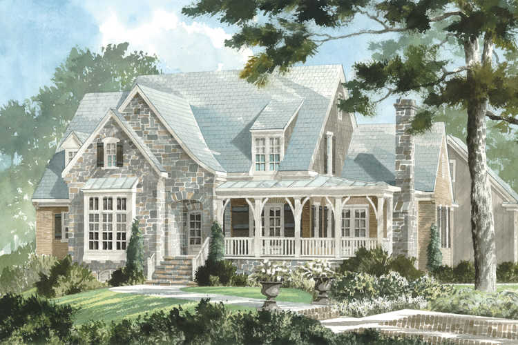 Southern Living House Plans Homepage Tout