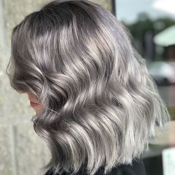 Gorgeous Shades of Gray Hair That\'ll Make You Rethink Those Root ...