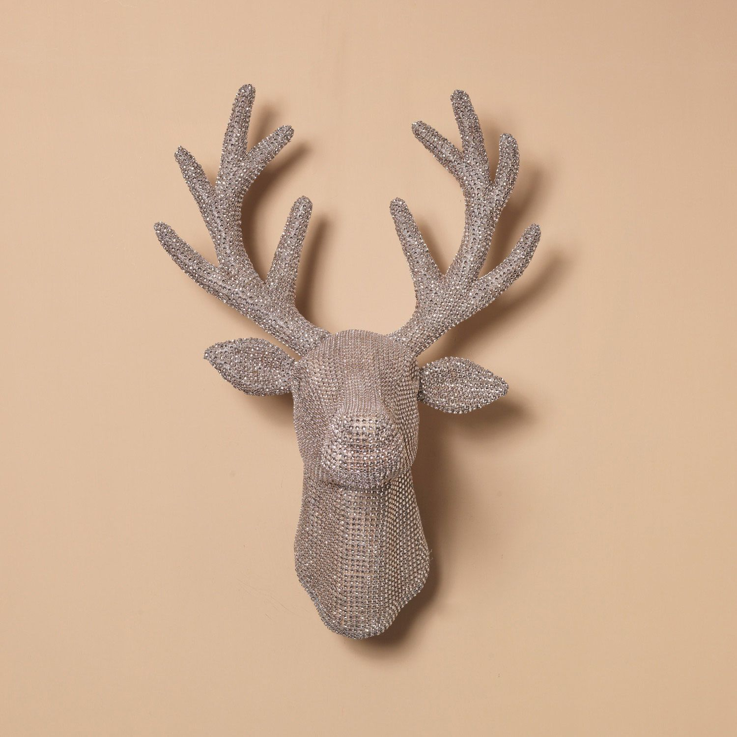 Sam's Club Jeweled Reindeer Antler Head Is Our Christmas Decor Obsession