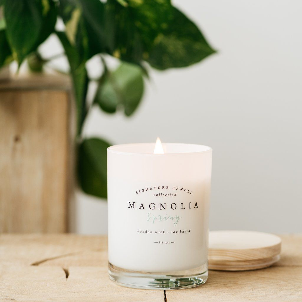 Magnolia Market's Spring Candle Is Here — And You Better Order Yours Soon
