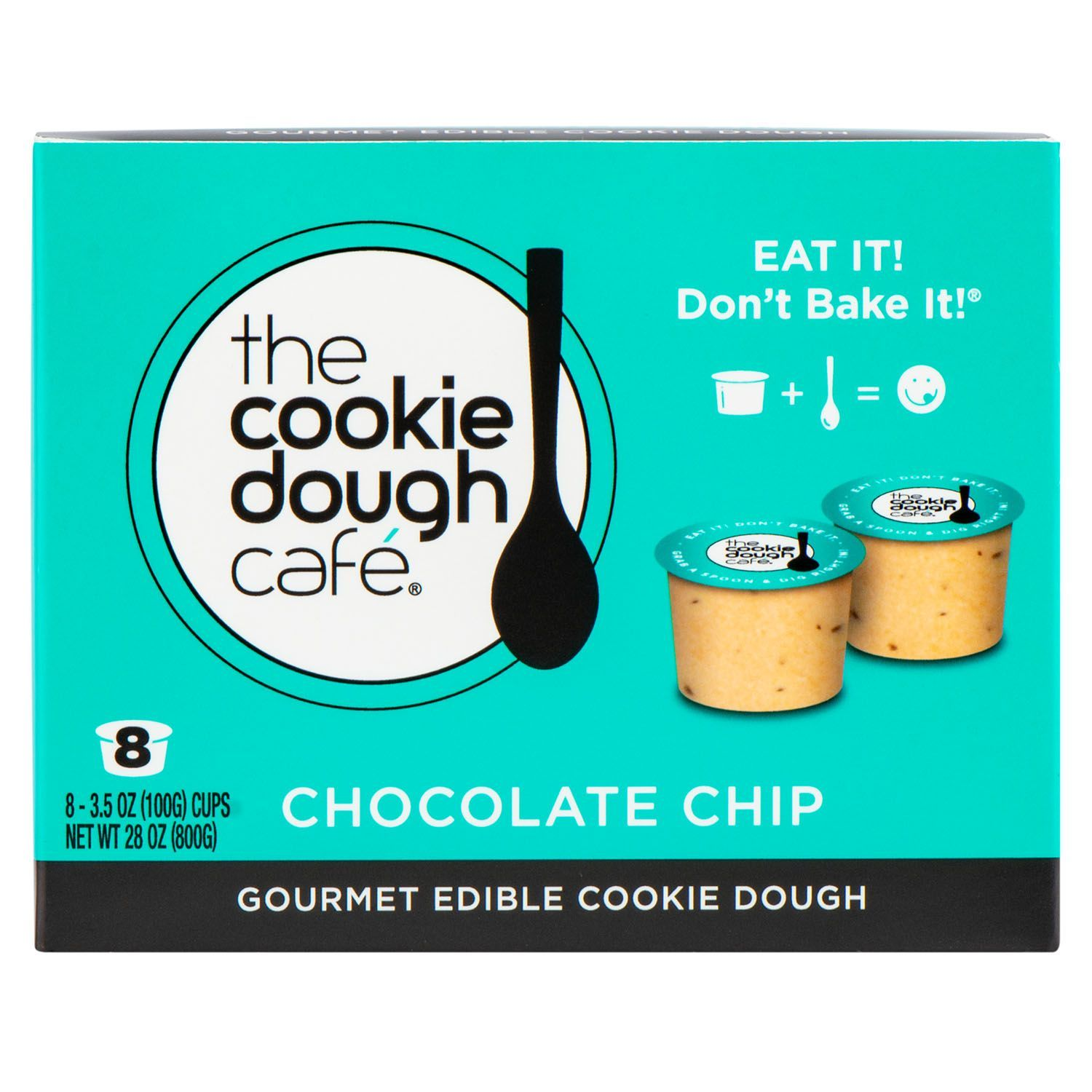 This Big Box Store Sells Single-Serve Cookie Dough Cups