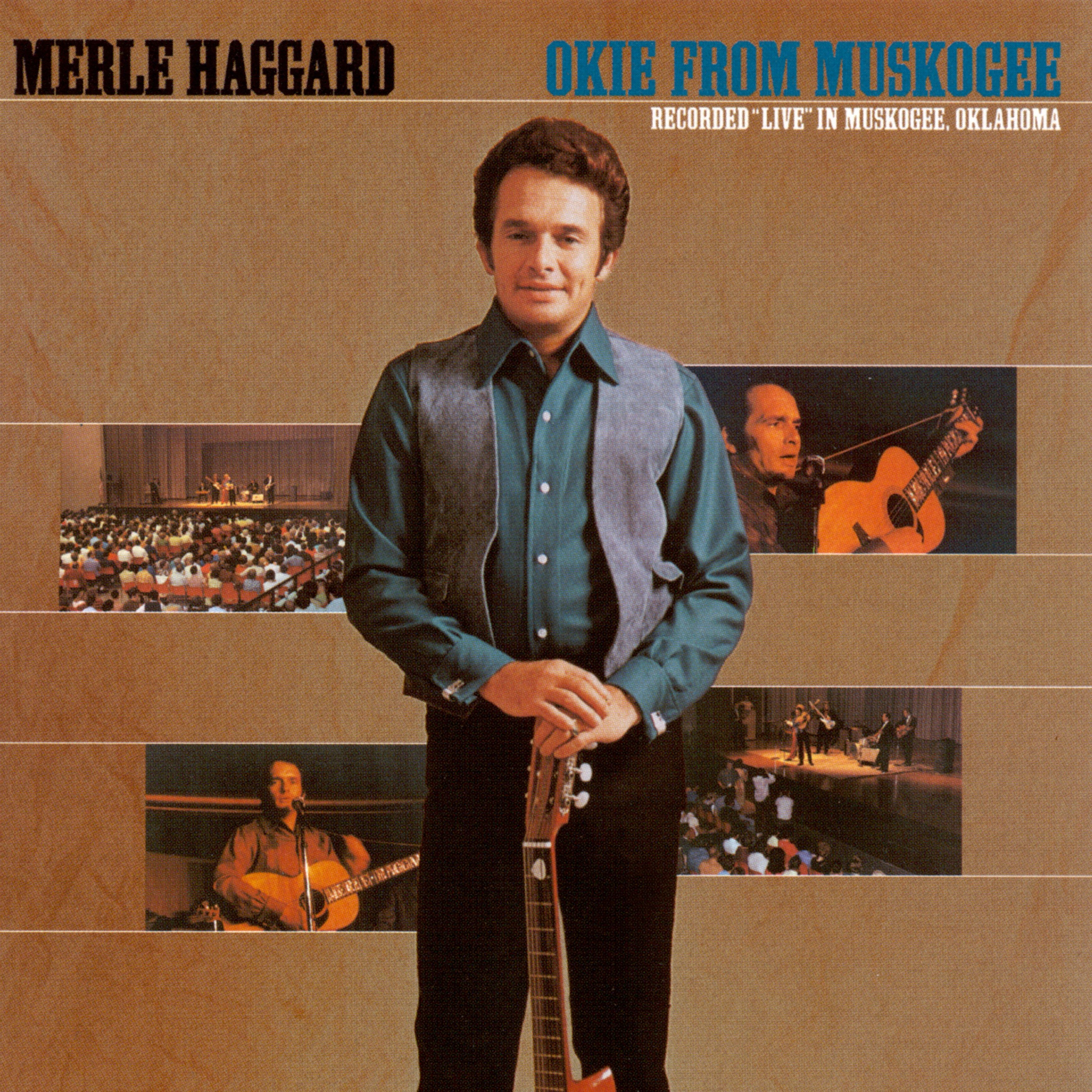 Muskogee, Oklahoma Is Hosting a Giant Celebration for the 50th Anniversary of Merle Haggard's <i>Okie from Muskogee</i>