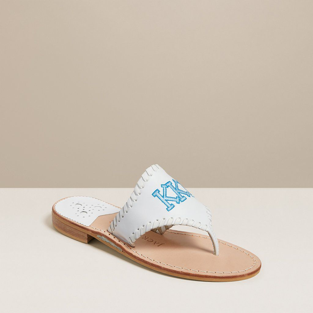 Text Your Little! Jack Rogers Has a Gorgeous Line of Sorority Sandals