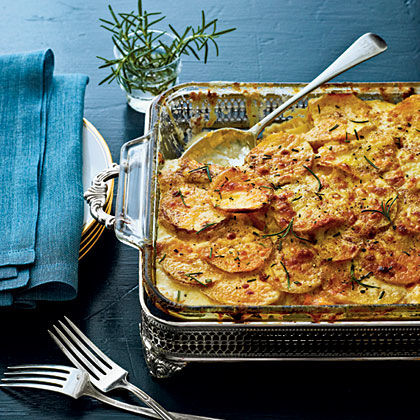 Butternut Squash Gratin Recipe