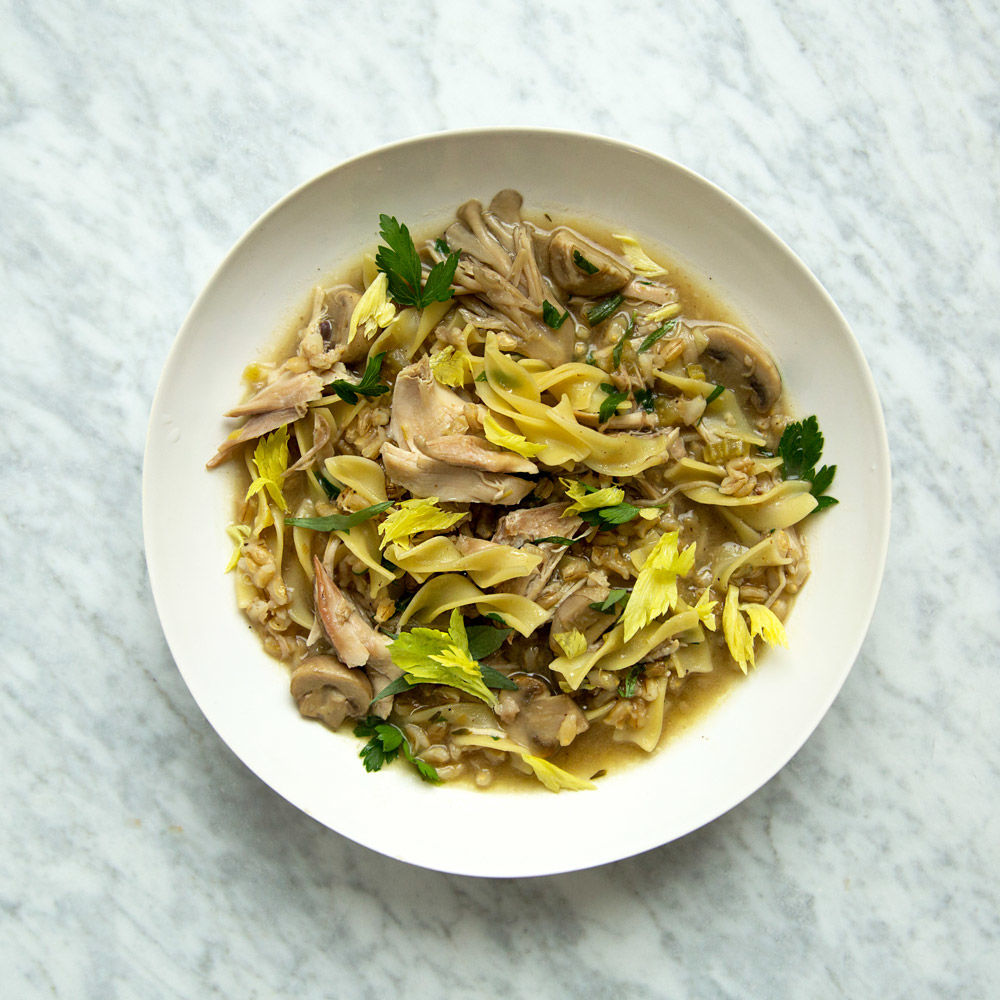 Chicken-Barley 
