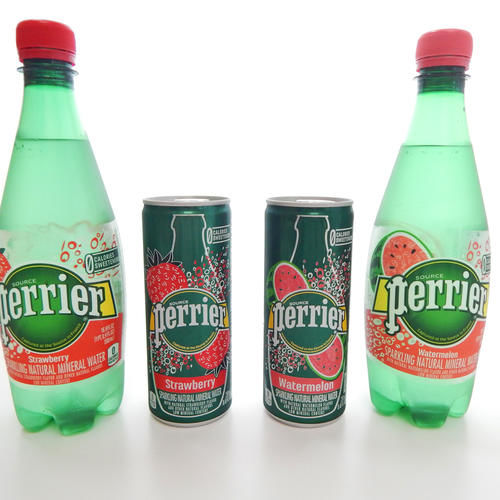 Perrier Releases Two New Fruity Flavors Just In Time for Summer