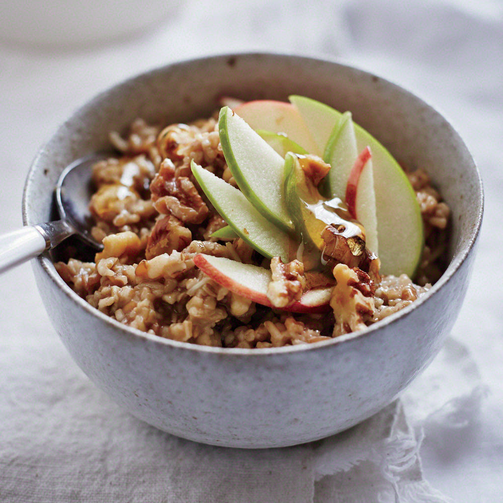 Hearty Oats and Grains Recipe