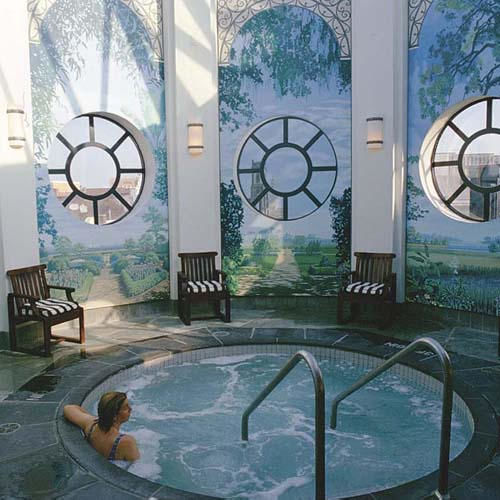 Charleston's Soothing Spas
