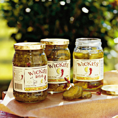 From Our Kitchen: Pick a Peppered Pickle
