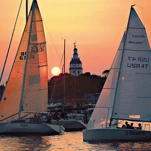 Smooth Sailing in Annapolis