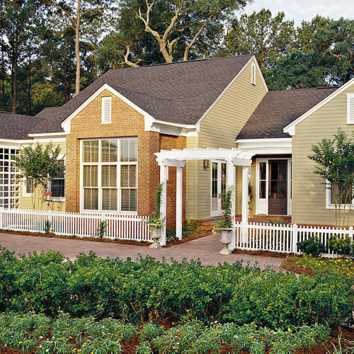2003 Idea House: Live Oak Cottage