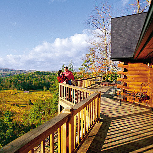 Charming North Georgia Mountain Getaways