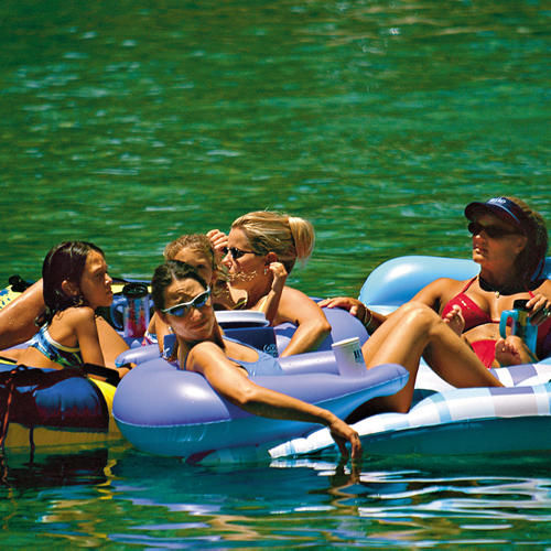 Relax and Go Tubing