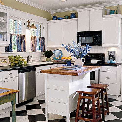 Tiny Kitchens You Ll Love