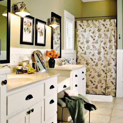 Our Four Secrets to Remodeling a Bath