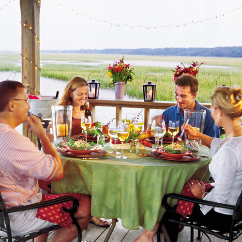 Savor a Sunset Supper Tonight