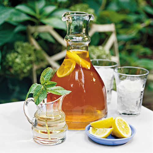Just-Right Iced Tea