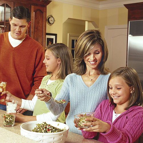 Easy & Healthy Family Meal