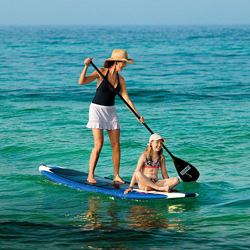 Paddle to Fitness