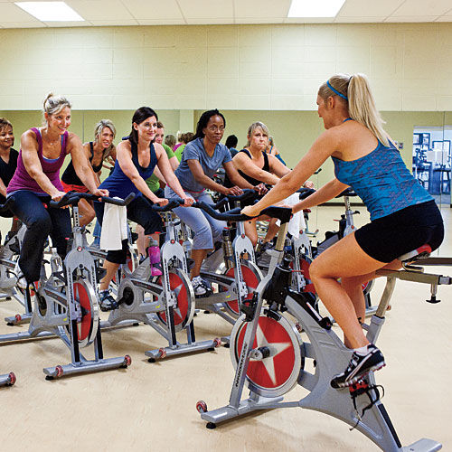 Indoor Cycling: Fun and Fitness
