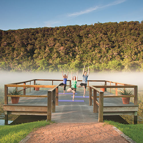 Girls' Getaway: Lake Austin Spa Resort