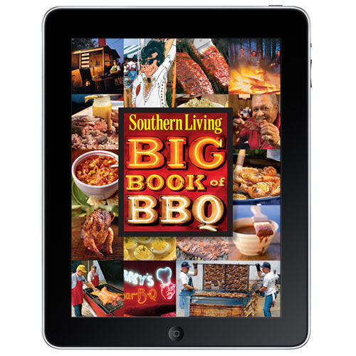 Big Book of BBQ App for iPad
