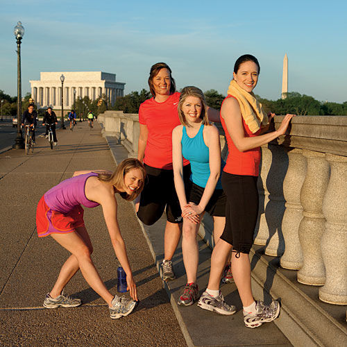 Fitness Buddies: Run Like a Girl!