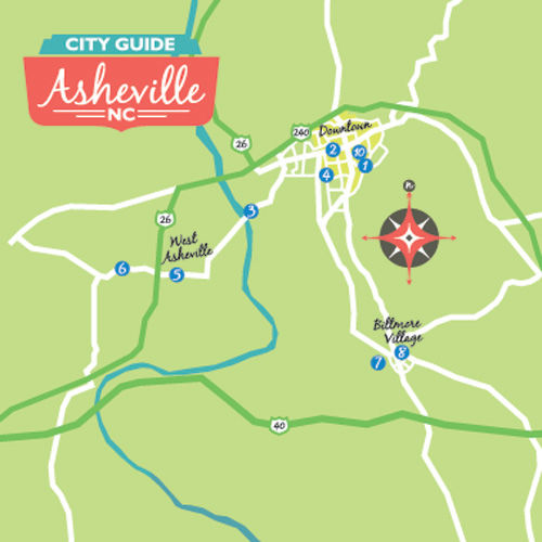 48 Hours in Asheville